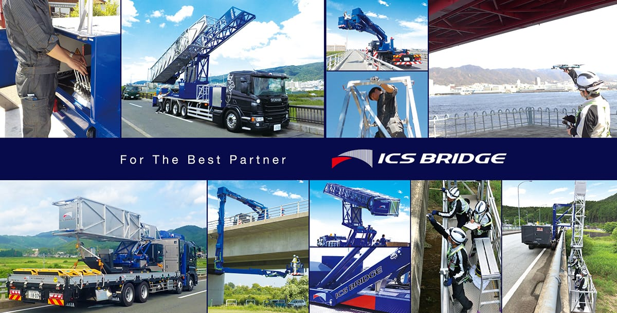 For The Best Partner ICS BRIDGE